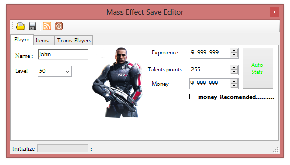 mass effect 2 save game