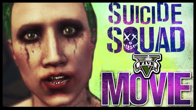GTA 5 - Suicide Squad Short Film! - (GTA 5 Movie!)::