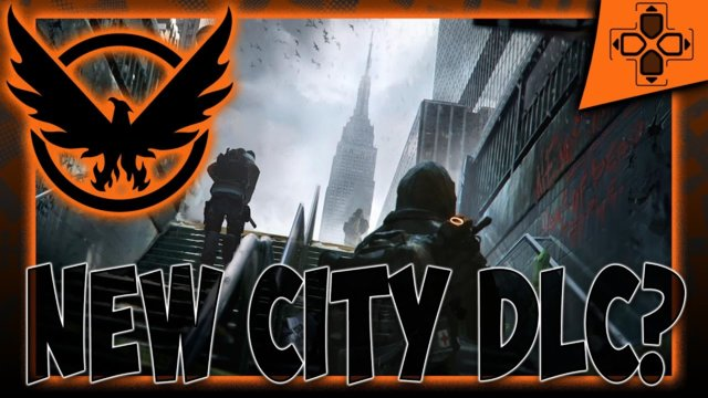 The Division New City DLC