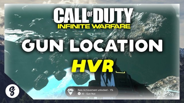 Call of Duty Infinite Warfare: Campaign - HVR Gun Location