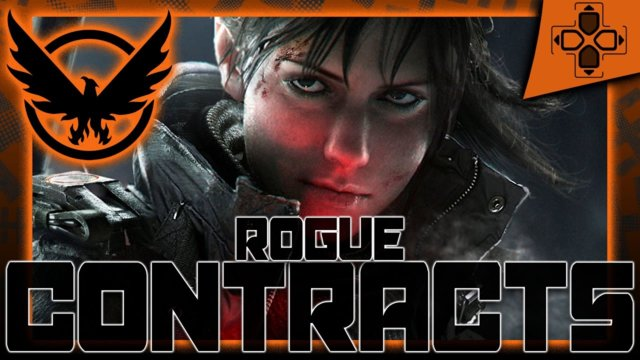 The Division Rogue Contracts