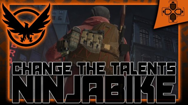 Ninjabike Messenger Bag | Change the Talents | Update 1.6 Wishlist