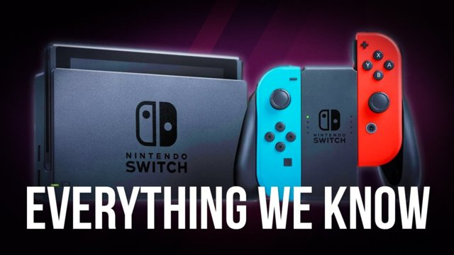Nintendo Switch | Everything We Know 2017
