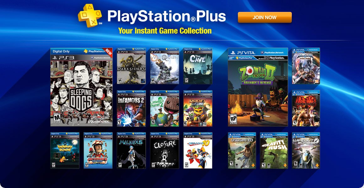 online playstation games