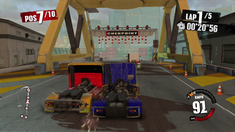 This download is a free cheat trainer for Truck Racer on Xbox Live