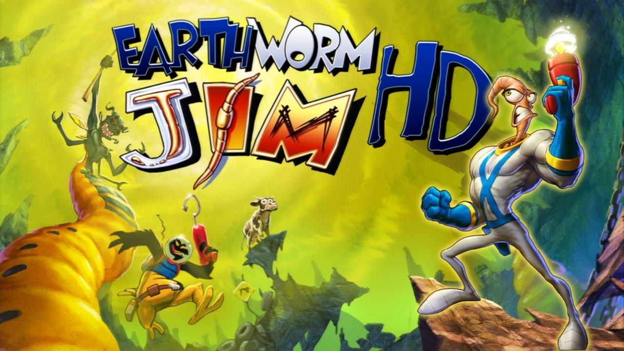 Zeeshan Mirza's Blog: Earthworm Jim HD PS3 Digital Download Review