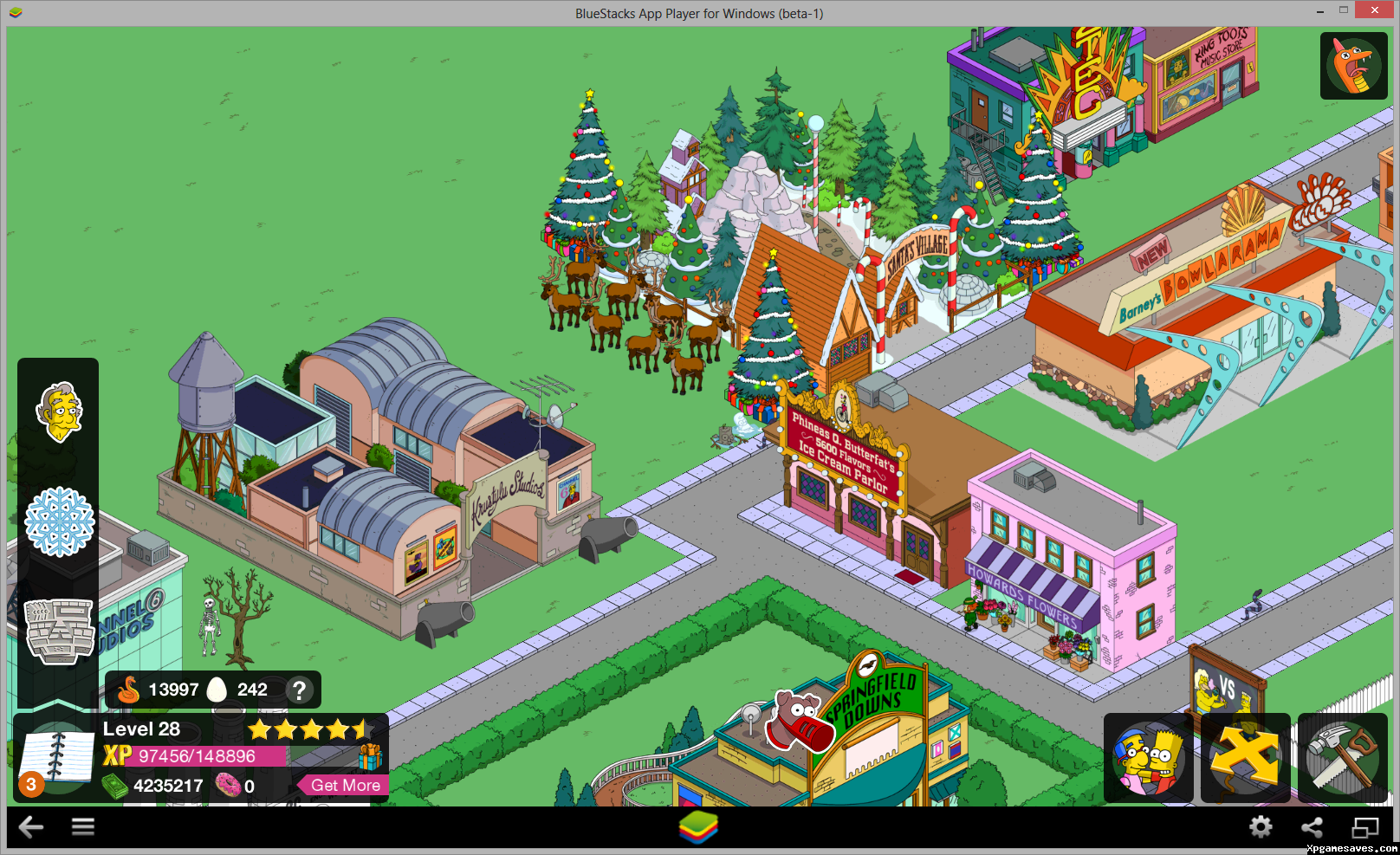 , Krustyland Update] Simpsons Tapped Out Old Item Hack v4.4.0 [Unl XP