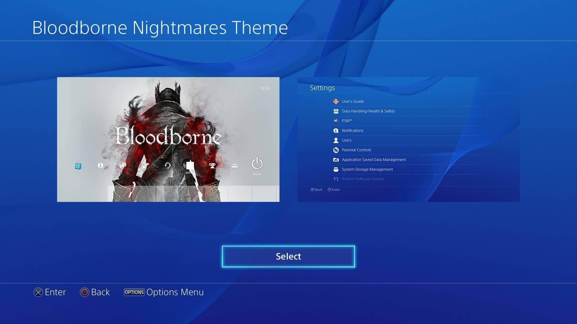 Bloodborne Ps4 Theme Ps4 Free Bloodborne