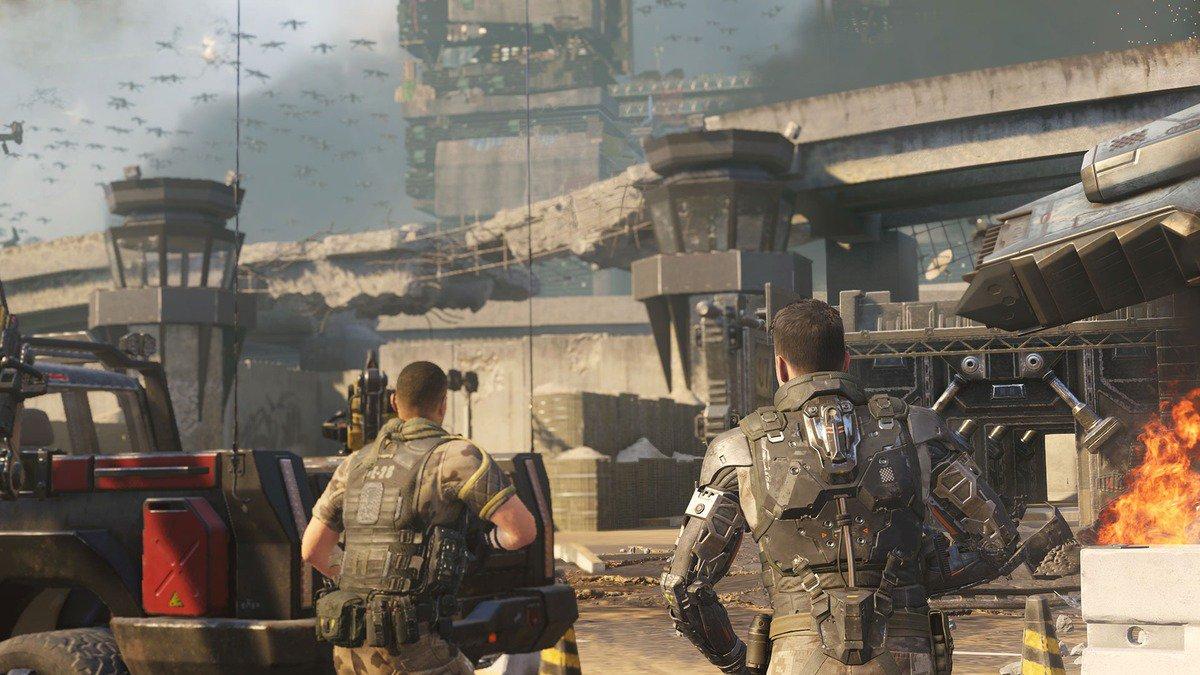 Call Of Duty Black Ops 3 Gameplay Screenshots Leaked Xpg Gaming Community