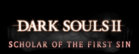Resultado de imagem para Dark Souls II - Scholar Of The First Sin logo png